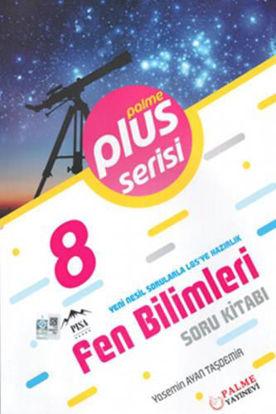 8.Sınıf Plus Fen Bilimleri Soru Kitabı resmi