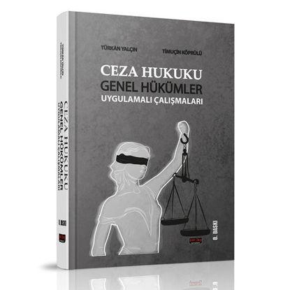Ceza Hukuku Genel Hükümler Uygulamalı Çalışmaları resmi