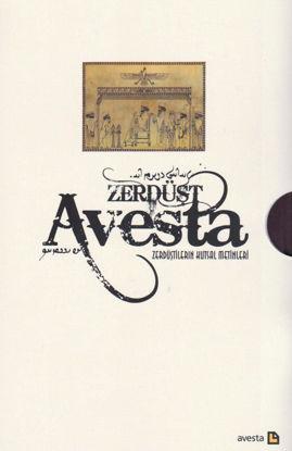 Zerdüşt Avesta resmi