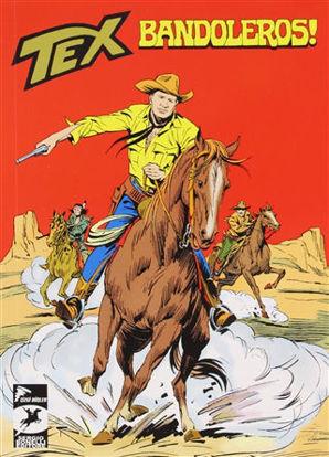 Bandoleros! / Asker Kaçağı - Tex Klasik Cilt 52 resmi