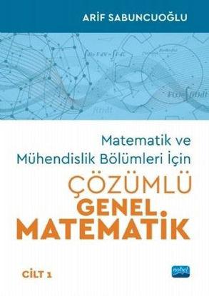 Çözümlü Genel Matematik - Cilt 1 resmi