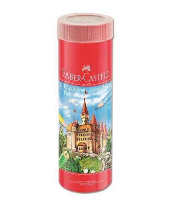 Faber-Castell Metal Tüpte Boya Kalemi 36 Renk resmi