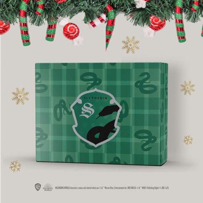 Harry Potter Slytherin Gift Box resmi