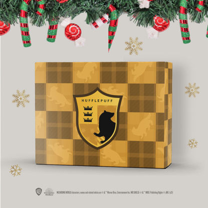 Harry Potter Hufflepuff Gift Box resmi