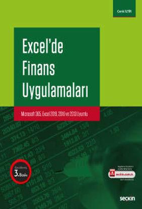Excel'de Finans Uygulamaları resmi