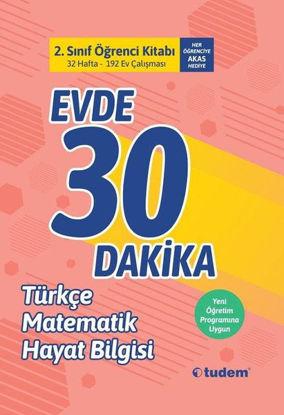 2.Sınıf Evde 30 Dakika Türkçe Matematik Hayat Bilgisi resmi