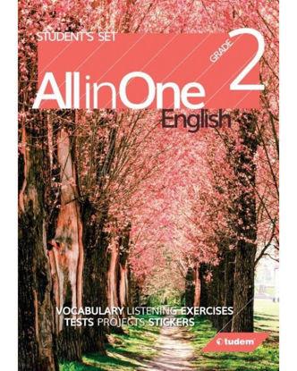 2.Sınıf All In One English resmi