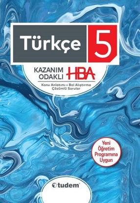 5.Sınıf Türkçe Kazanım  Odaklı Hba Konu Anlatımlı resmi
