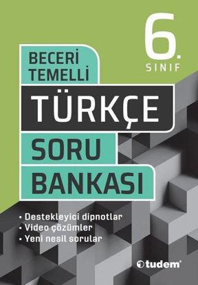 6.Sınıf Türkçe Beceri Temelli Soru Bankası resmi