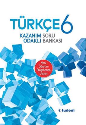 6.Sınıf Türkçe Kazanım Odaklı Soru Bankası resmi