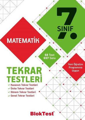7.Sınıf Matematik Tekrar Testleri resmi