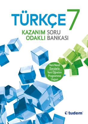 7.Sınıf Türkçe Soru Bankası - Kazanım Odaklı resmi