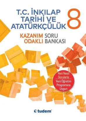 8.Sınıf İnkılap Tarihi Ve Atatürkçülük Kazanım Odaklı Soru Bankası resmi