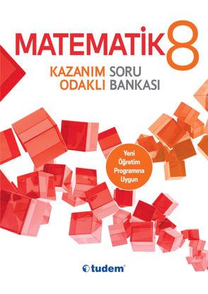 8.Sınıf Matematik Kazanım Odaklı Soru Bankası resmi