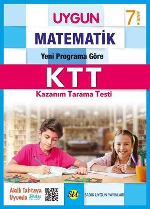 7.Sınıf Matematik Kazanım Tarama Testi resmi
