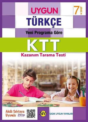 7.Sınıf Türkçe Kazanım Tarama Testi resmi