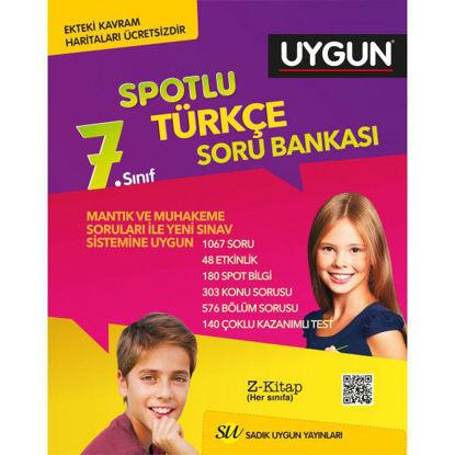 7.Sınıf Türkçe Soru Bankası resmi