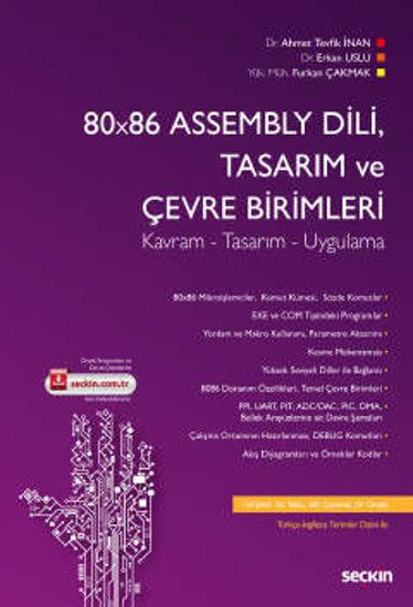 80*86 Assembly Dili Tasarım ve Çevre Bilimleri resmi