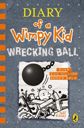 Diary Of Wimpy Kid Wrecking Ball resmi