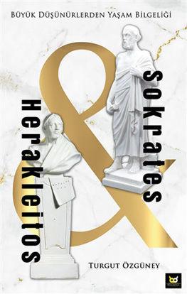 Herakleitos ve Sokrates resmi