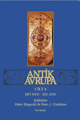 Antik Avrupa - Cilt 4 resmi