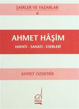 Ahmet Haşim Hayatı - Sanatı - Eserleri resmi