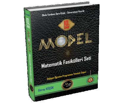 10.Sınıf Matematik Fasikülleri Seti Model resmi