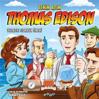 Benim Adım Thomas Edison - Yaratıcı Olmanın Önemi resmi