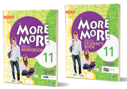11. Sınıf More More Englısh Students Book - Set resmi