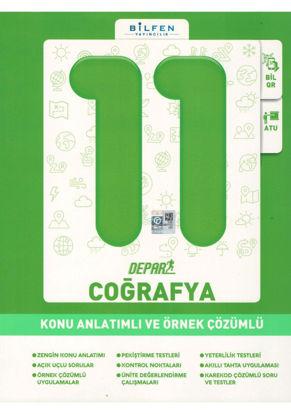 11.Sınıf Coğrafya Soru Bankası resmi