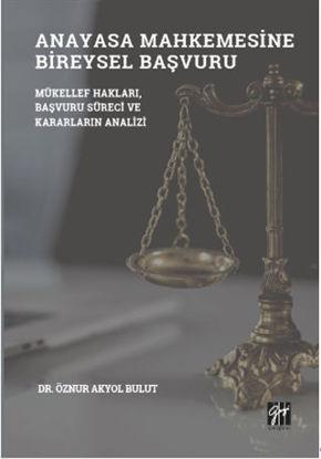 Anayasa Mahkemesinde Bireysel Başvuru resmi
