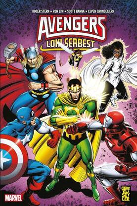 Avengers: Loki Serbest resmi