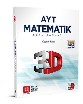 AYT Matematik 3D Soru Bankası resmi