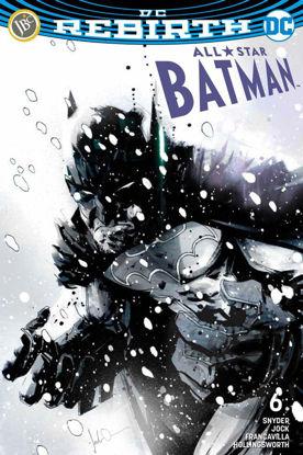 All Star Batman - 6 resmi