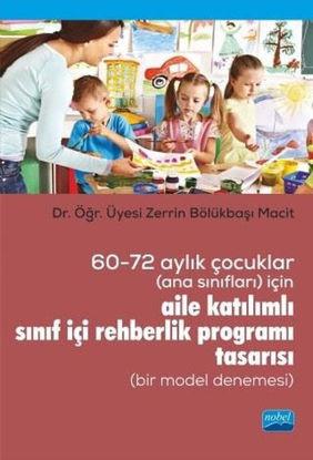 60-72 Aylık Çocuklar (Ana Sınıfları) İçin Aile Katılımlı Sınıf İçi Rehberlik Programı Tasarısı resmi