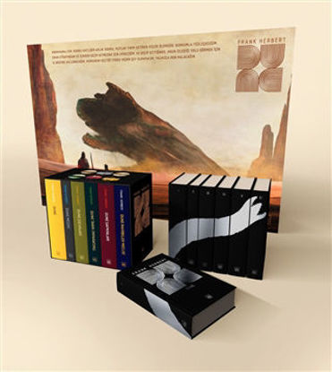 Dune Ciltli Kutu Set (6 Kitap Takım) resmi