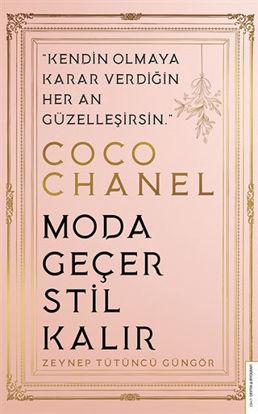 Coco Chanel - Moda Geçer Stil Kalır resmi