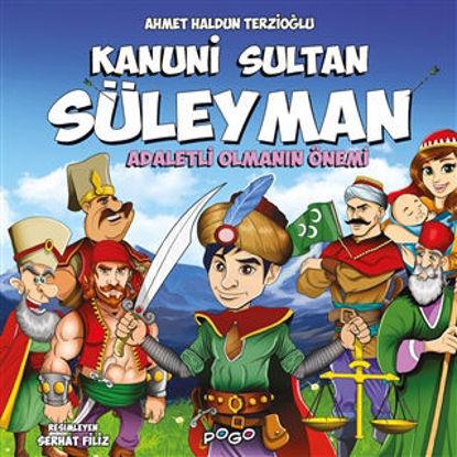 Kanuni Sultan Süleyman - Adaletli Olmanın Önemi resmi