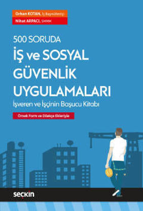 500 Soruda İş ve Sosyal Güvenlik Uygulamaları resmi