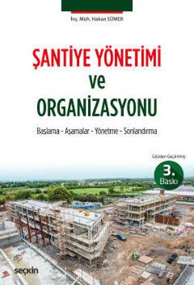 Şantiye Yönetimi Ve Organizayonu resmi