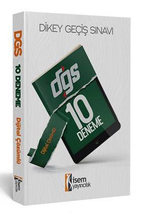 DGS Dijital Çözümlü 10 Deneme Sınavı resmi