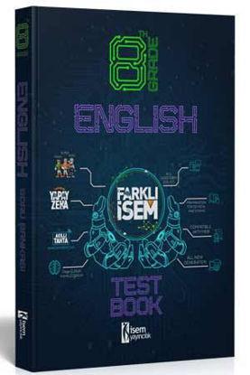 8. Sınıf Farklı İsem İngilizce Soru Bankası resmi