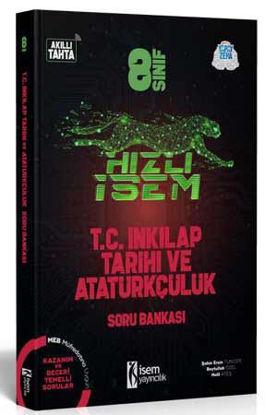 8. Sınıf Hızlı İsem İnkılap Tarihi ve Atatürkçülük Soru Bankası resmi