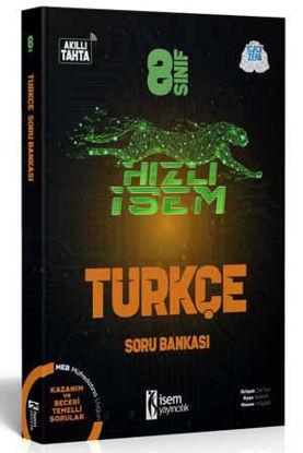 8.Sınıf Hızlı İsem Türkçe Soru Bankası resmi