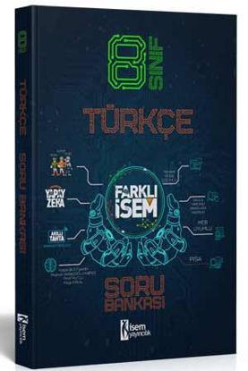 8.Sınıf Farklı İsem Türkçe Soru Bankası resmi