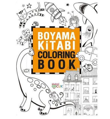Boyama Kitabı - Coloring Book resmi