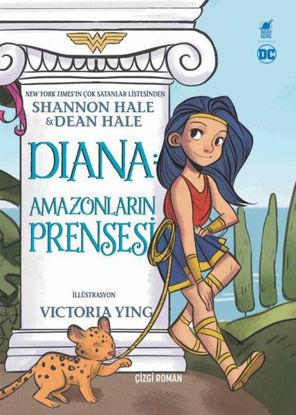 Diana Amazonların Prensesi resmi