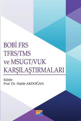 BOBİ FRS TFRS-TMS ve MSUGT-VUK Karşılaştırmaları resmi