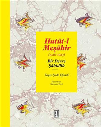 Hutüt-i Meşahir (1920-1922) resmi