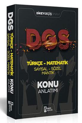 DGS Türkçe Matematik Sayısal Sözel Mantık Konu Anlatımı resmi